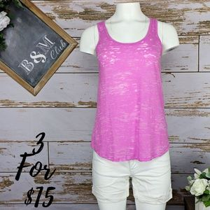 Old Navy Women's Small Pink Tank Top